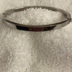 NWOT Michael Kors silver bracelet